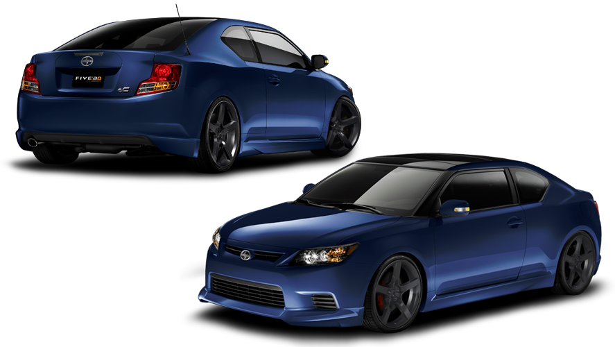 5 Axis Body Kit Tc2 Scionlife Com
