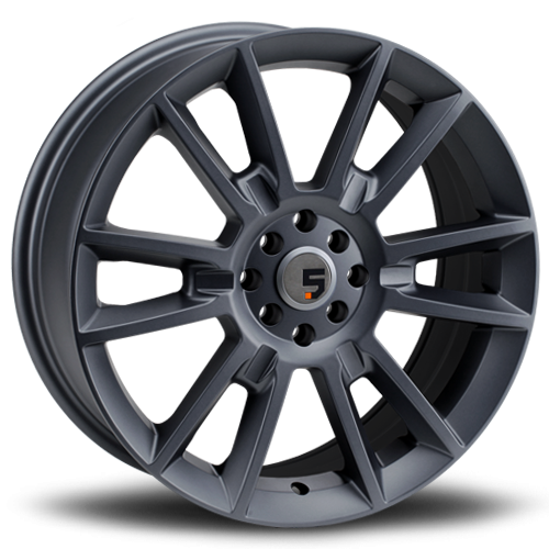 S6:F Wheel - Gunmetal