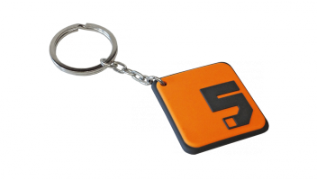 FIVE:AD Keychain