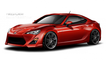 Five Axis Edition Scion FR-S